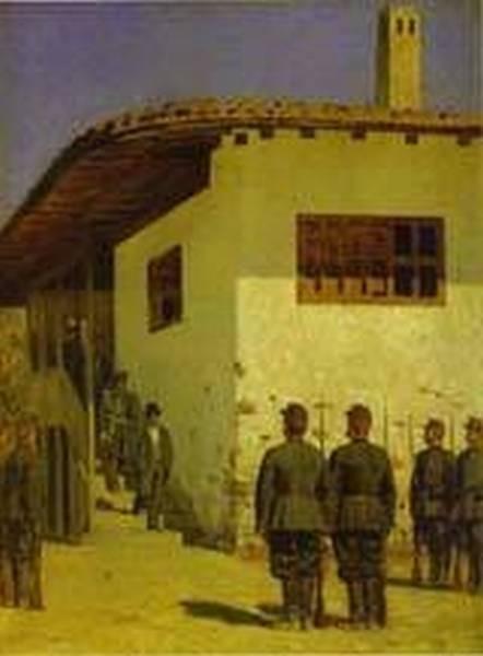 Spy 1878 1879 xx the museum of russian art kiev ukraine